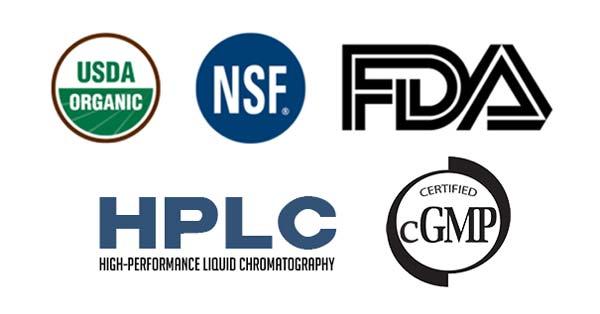 Celmark Compliance Logos